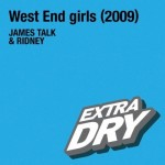 James-Talk-And-Ridney-West-End-Girls-2009-Single